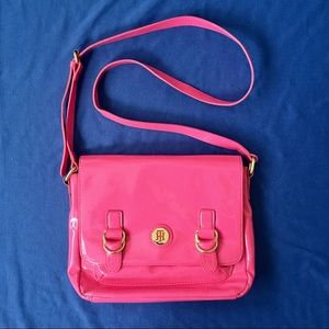 Pink Tommy Hilfiger Bag